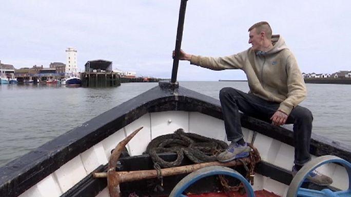 Британия и ЕС: мнение рыбаков