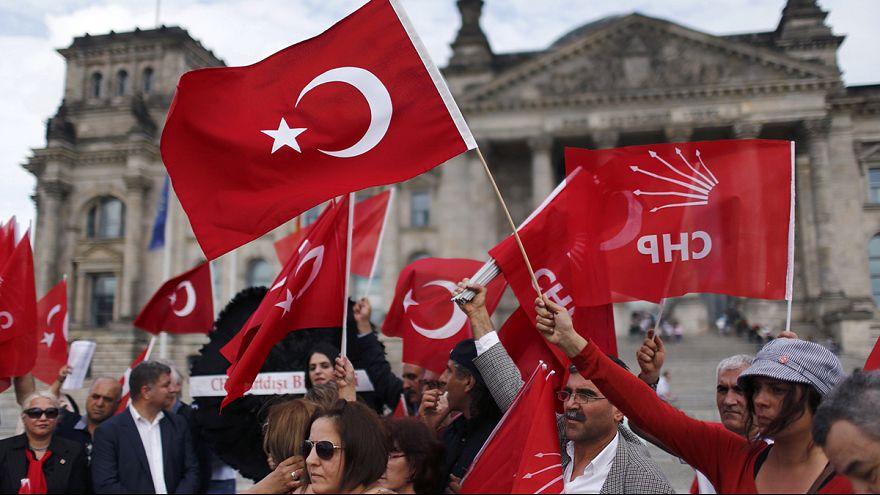 Türkiye Almanya'nın kararına tepkili