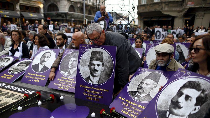 """El Bundestag reconoce el """"genocidio armenio"""" y abre las puertas a una crisis con Turquía"""