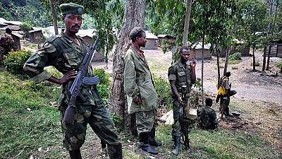 Former rebel group becomes political party in DR Congo