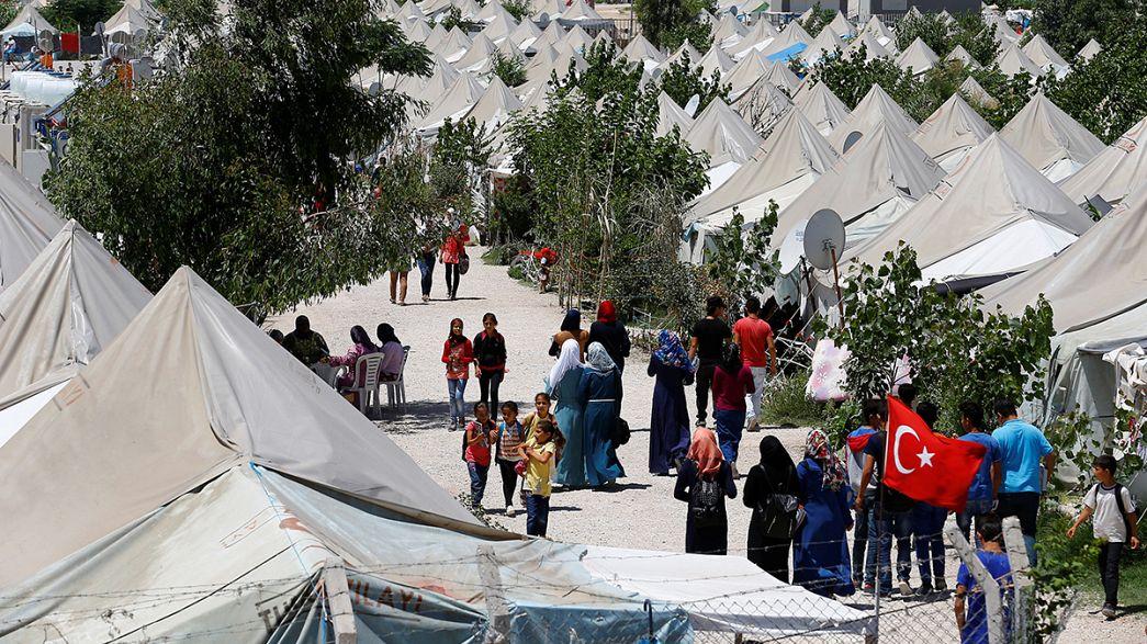 Споры с Турцией о беженцах и геноциде. Uber и Airbnb в почёте