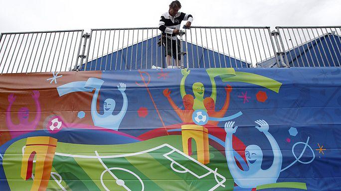 Fransa'da grevler Euro 2016'yı tehdit ediyor