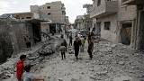 Dört yıldır yardım bekleyen Daraya sakinleri hayal kırıklığına uğradı