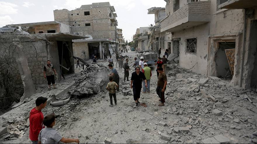Russia concerned about safety of workers delivering UN aid to Syria