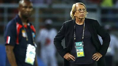 Frenchman Le Roy seeks to elevate Togo national team