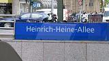 بازداشت ۳ مظنون به طراحی عملیات تروریستی در آلمان