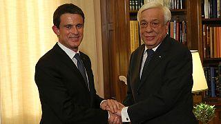 Ελλάδα: Διήμερη επίσκεψη του πρωθυπουργού της Γαλλίας