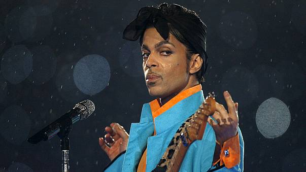 Singer Prince died of prescription drug overdose - medical examiner