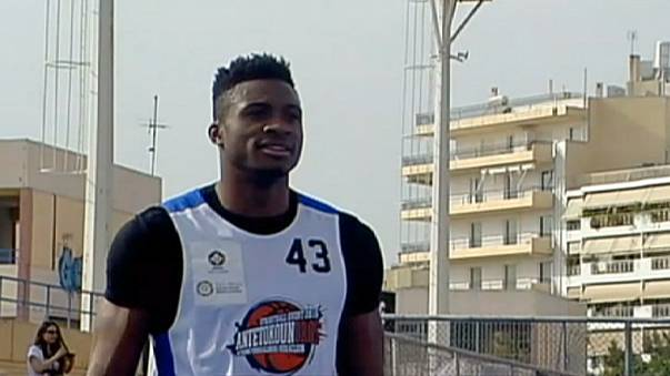 'Believe in your dreams' - NBA star Antetokounmpo's message to migrants
