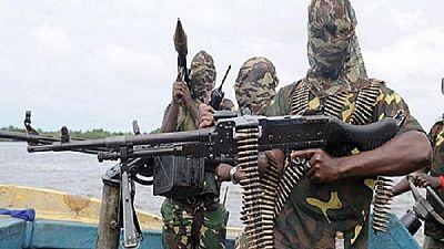 """Nigeria : les """"Vengeurs du Delta du Niger"""" promettent de ramener à zéro la production de pétrole"""