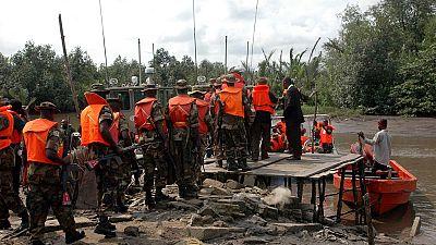 Nigeria : six morts dans l'attaque d'un bateau de la NNPC