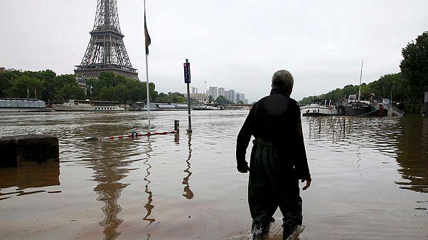 Βιβλικές πλημμύρες σε Γαλλία - Γερμανία