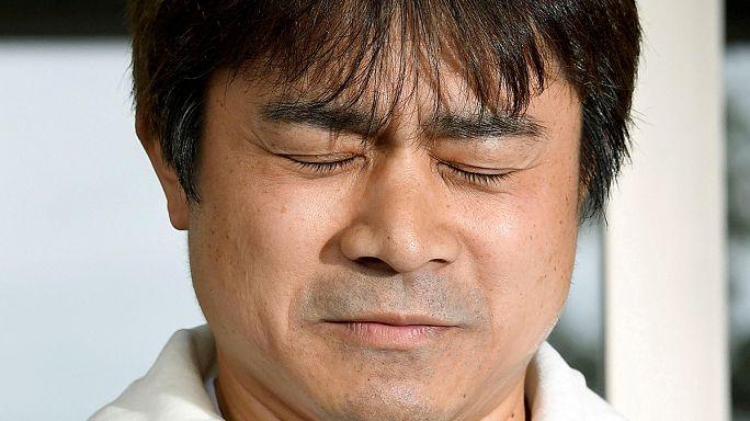 Ailesinin bıraktığı ormanda kaybolan 7 yaşındaki Yamato bulundu