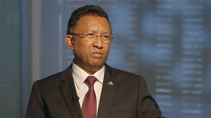 """Президент Мадагаскара: """"нам нужна политическая стабильность"""""""