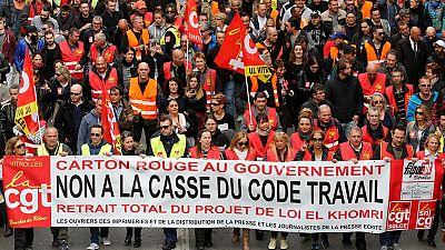 France : l'Euro 2016 menacé par des grèves