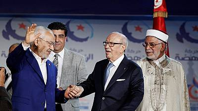 Tunisia President supports formation of new unity government