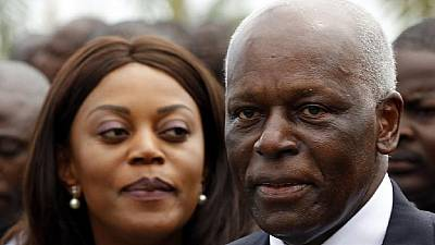 Angola president appoints daughter as state oil firm boss