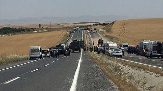 """Türkei: Verletzte bei Diyarbakir - Berichte aus der """"Geisterstadt"""""""
