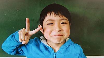 Missing Japanese boy found after a week's disappearance