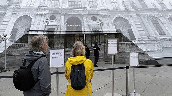 بسته شدن موزه ها در پاریس به دلیل سیل و دلسردی گردشگران
