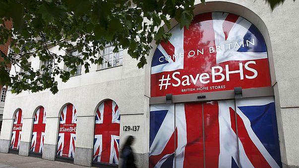 Türk işadamının almak istediği İngiliz BHS tüm mağazalarını kapatıyor
