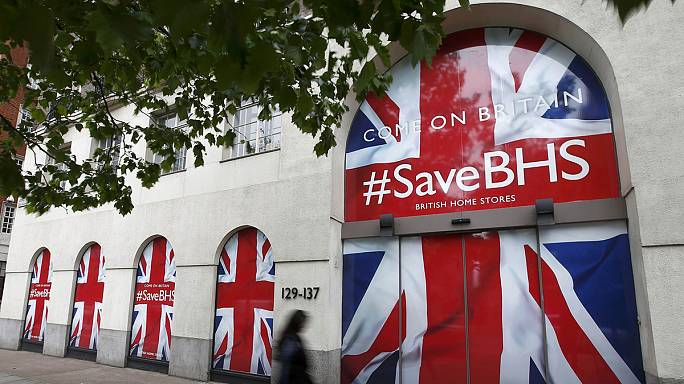 UK department store chain BHS to close with thousands of jobs lost