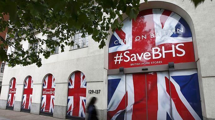 Bezárják Nagy-Britannia egy legrégebbi üzletházát, a BHS-t