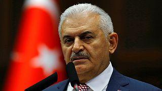 """Török kormányfő: """"nem a világ vége az örmény népirtásról hozott döntés"""""""