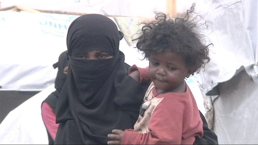 A tragédia no meio do negócio de armas: Porque não se fala do Iémen?