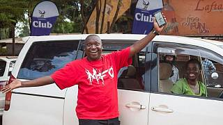Online taxi firm Uber launched in Kampala