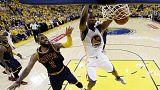 NBA : premier acte pour Golden State