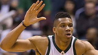 Greek basketball star Antetokounmpo calls for support for migrants