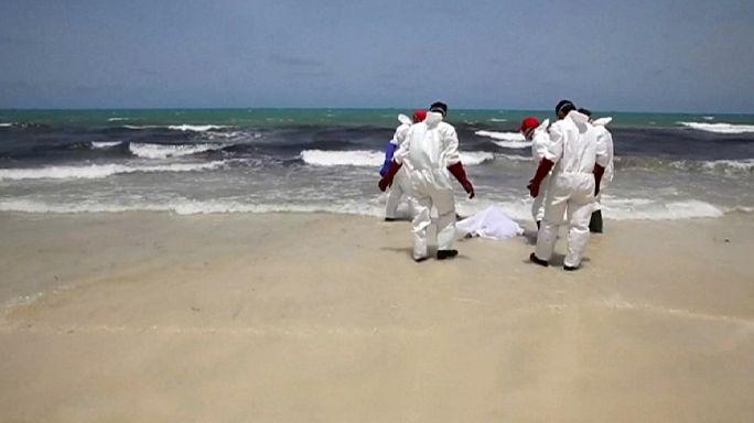 Средиземное море: более сотни мигрантов утонули у побережья Ливии и четверо у острова Крит
