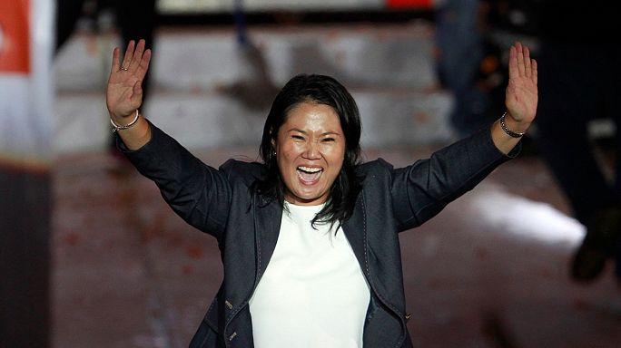 Выборы в Перу: дочь печально известного Альберто Фухимори лидирует