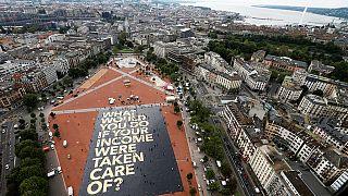 """""""Feltétel nélküli alapjövedelemről"""" szavaz Svájc hamarosan"""