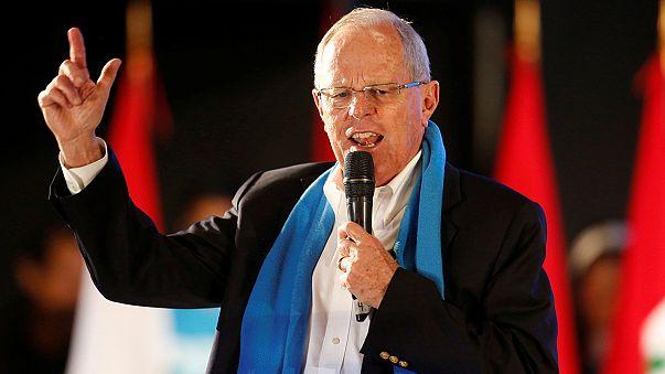 Peru'lu devlet başkanı adayı Jean Luc Godard'ın kuzeni