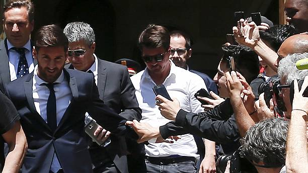Messi tax fraud trial over, verdict expected next week
