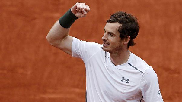 Tennis, Roland Garros: Djokovic-Murray e Williams-Muguruza le finali