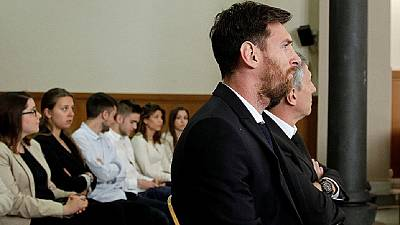 Messi tax fraud trial concludes, prosecution calls for his release