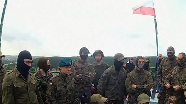 Polonia annuncia incremento forze paramilitari