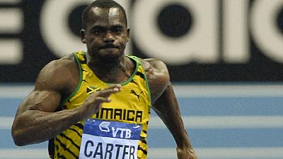 Jamaican sprinter Nesta Carter fails 2008 drug re-test