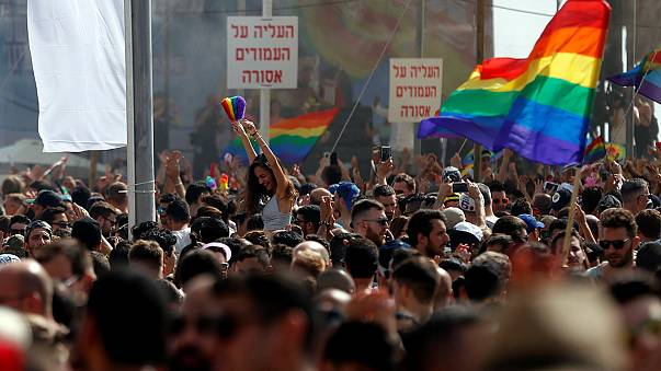 "Tel Aviv Gay Pride Week accused of ""pinkwashing"" Israeli abuses"