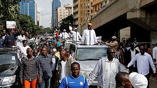Kenya's opposition to resume protests, police issue warning