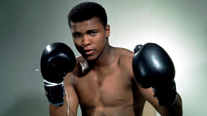 "Morreu Muhammad Ali, ""O Maior"""