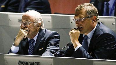 La FIFA accuse Joseph Blatter