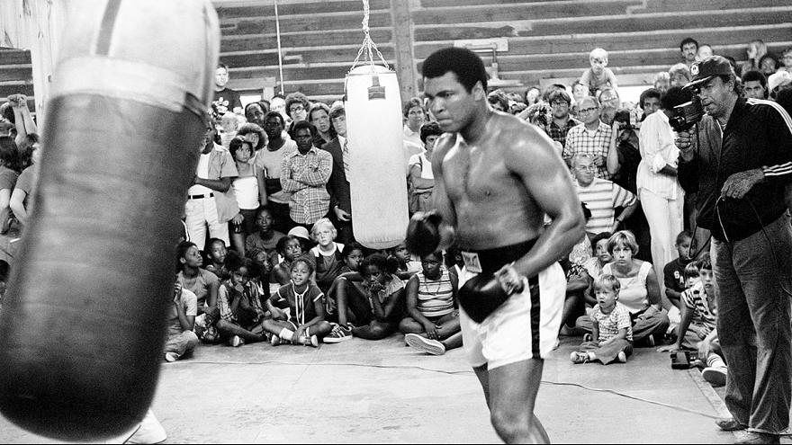 the greatest the life of boxing legend muhammad ali euronews