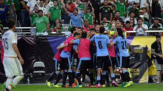 Copa America 2016: Wrong national anthem played before Uruguay-Mexico game