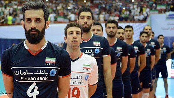 تیم ملی والیبال ایران به المپیک ریو ۲۰۱۶ راه یافت