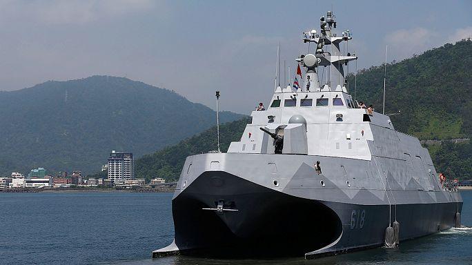 Pékin dit non à l'arbitrage international concernant son conflit en mer de Chine méridionale