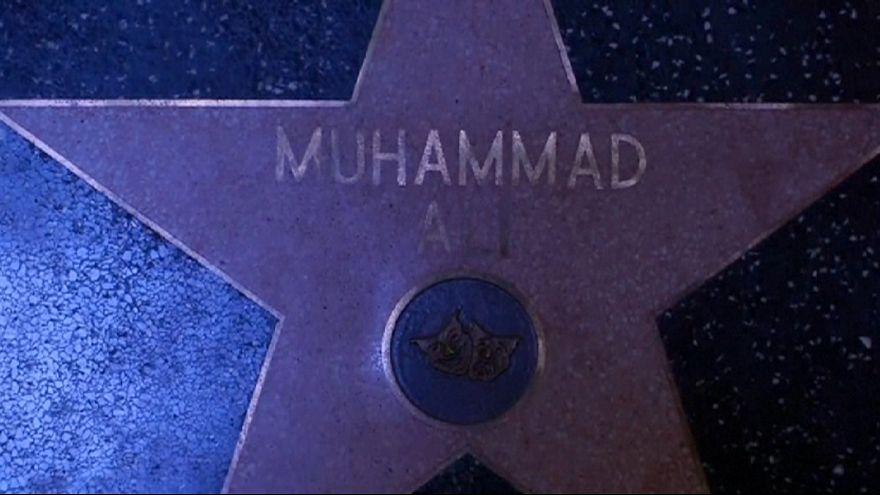 Muhammad Ali, morreu uma estrela